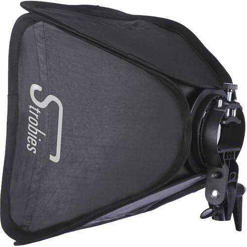 Interfit Strobies S-Type Speedlight Bracket and Softbox STR179