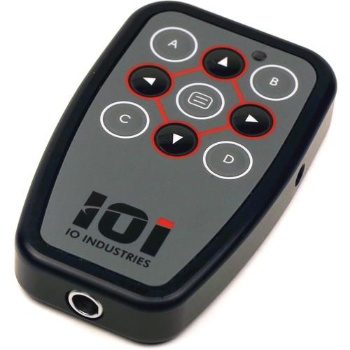IO Industries Remote Control for Flare 2KSDI Camera FLARESDIRMT