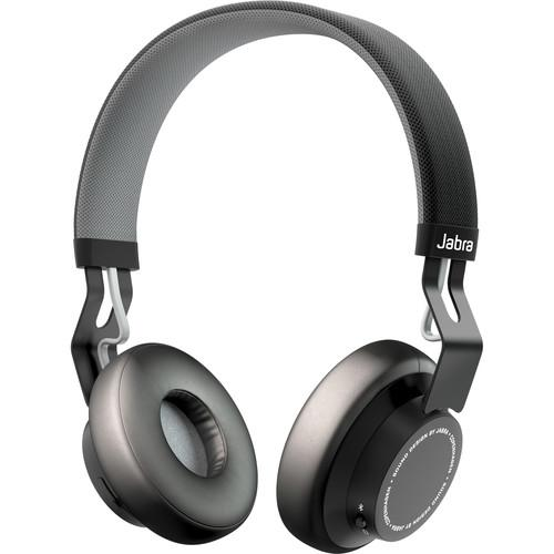 Jabra Move Wireless Bluetooth Headphones (Black) 100-96300000-02