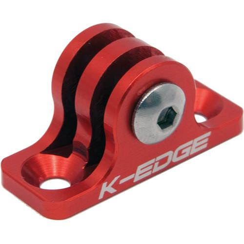 K-EDGE GO BIG Universal GoPro Adapter (Red) K13-400-RED