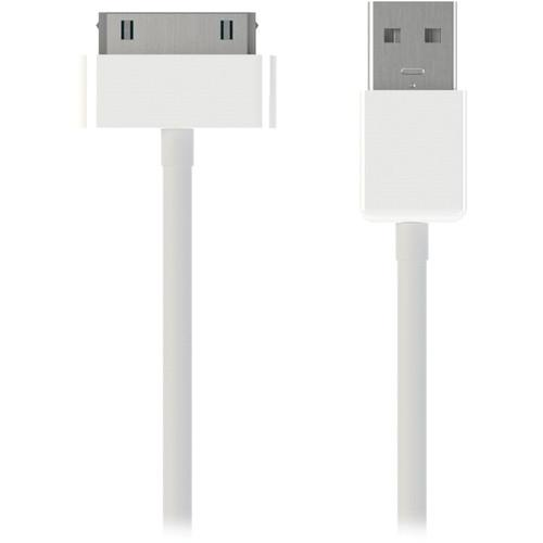 Kanex  30-Pin to USB Charge and Sync Cable K30P3F