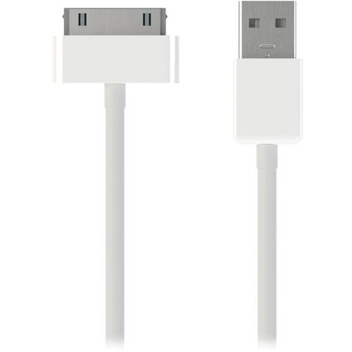 Kanex 30-Pin to USB Charge and Sync Cable K30P3F1P