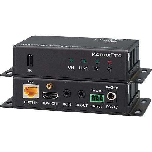 KanexPro HDBaseT-Lite HDMI over CAT6 Receiver HDBASE70POER
