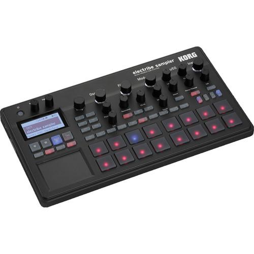 Korg Electribe Sampler Music Production Station ELECTRIBES