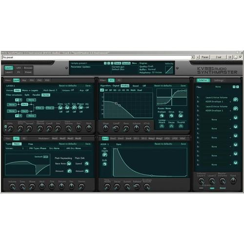 KV331 Audio SynthMaster Everything Bundle - 11-33123