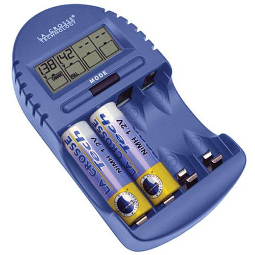 La Crosse  BC-500 Alpha Battery Charger BC500