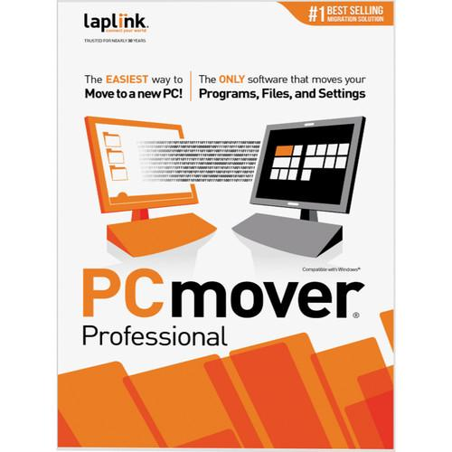 Laplink PCmover Professional (1 Use, Download) PCMV080P0RTDEN