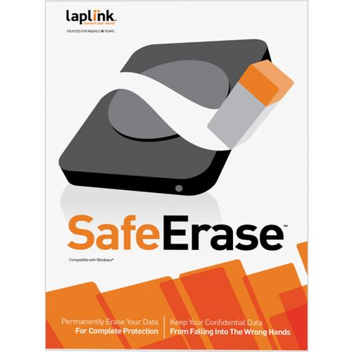Laplink SafeErase 32-Bit (Download) PAFGSFER06000PARTDEN