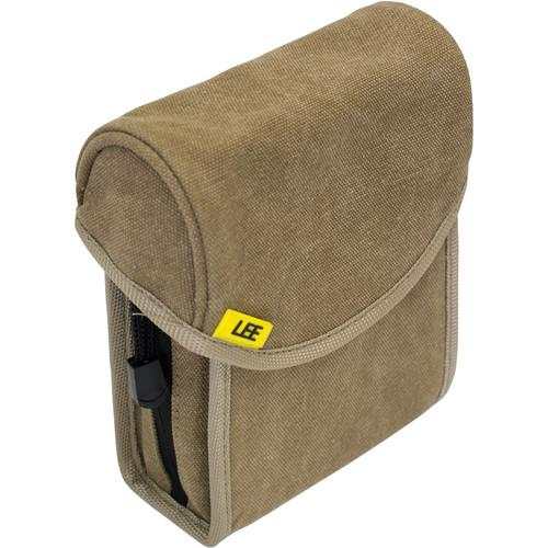 LEE Filters Field Pouch for Ten 100 x 150mm Filters (Sand) FLDPN
