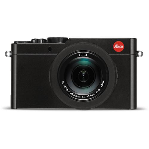 Leica D-LUX (Typ 109) Digital Camera (Black) 18471