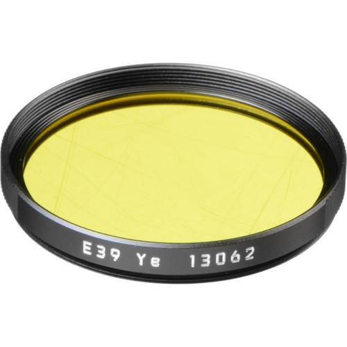 Leica  E39 Yellow Filter 13-062