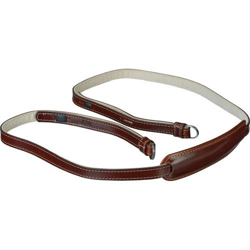 Leica Leather Neck Strap for X Cameras (Brown ) 18837