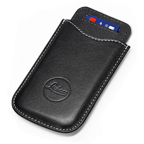 Leica  SD and Credit Card Holder (Black) 18538