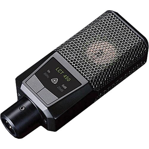 Lewitt LCT 450 Reference-Class Condenser Microphone LCT-450