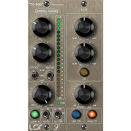 Lindell Audio 7X-500 - FET Feedback Compressor Plug-In 7XPLUG