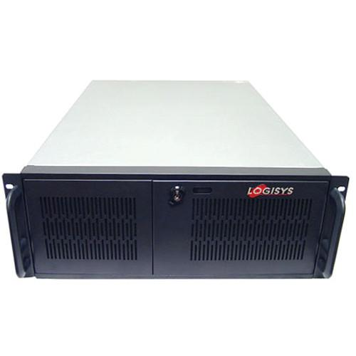 Logisys CS6501H Industrial 4U Server Chassis CS6501H