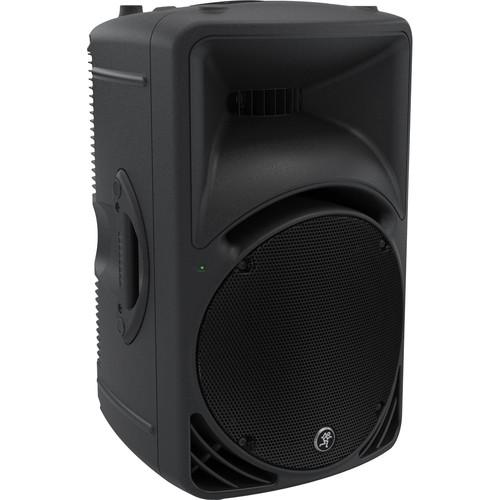 Mackie 1000W Portable Powered Loudspeaker With Stand and XLR