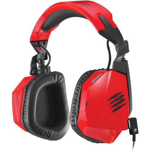 Mad Catz F.R.E.Q. 3 Stereo Gaming Headset MCB434090013/02/1