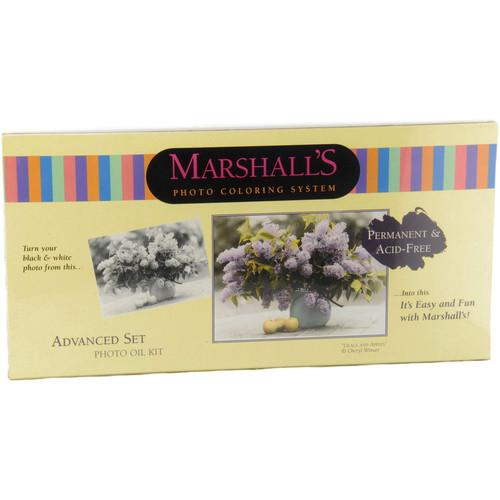 Marshall Retouching Advanced Assorted Oil Set (20 Pieces) MSASN