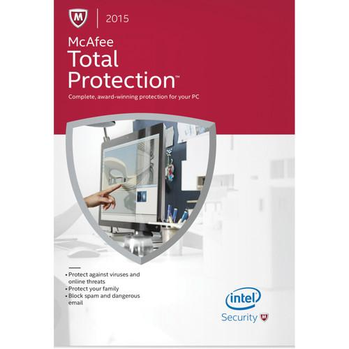McAfee  Total Protection 2015 MTP15E001RKA