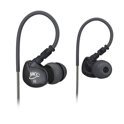 MEElectronics Sport-Fi M6 Memory Wire In-Ear EARPHONE-M6-BK-MEE