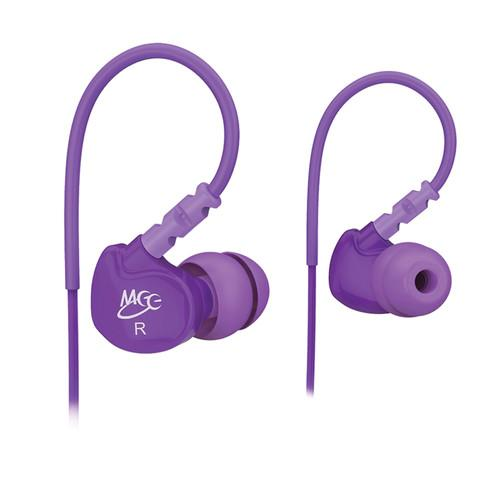 MEElectronics Sport-Fi M6 Memory Wire In-Ear EARPHONE-M6-PP-MEE