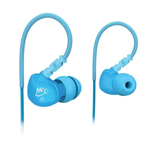 MEElectronics Sport-Fi M6 Memory Wire In-Ear EARPHONE-M6-TL-MEE