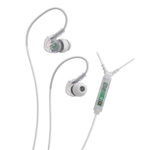 MEElectronics Sport-Fi M6P Memory Wire In-Ear EP-M6P2-CL-MEE
