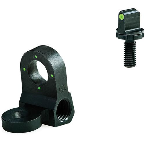 MEPROLIGHT LTD Tru-Dot Tritium Night Sight Set for AR-15 ML31619