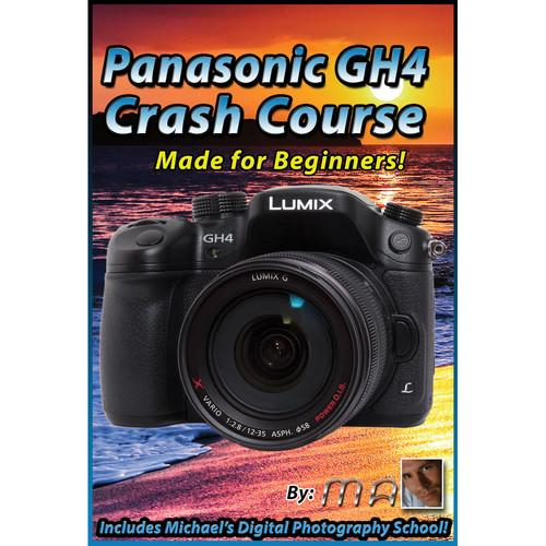 Michael the Maven DVD: Panasonic GH4 Crash Course MTM-GH4