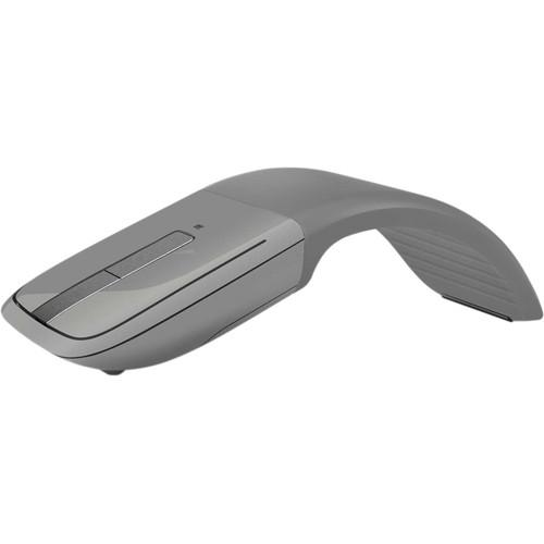 Microsoft Arc Touch Bluetooth Mouse (Gray, Red Box) 7MP-00001