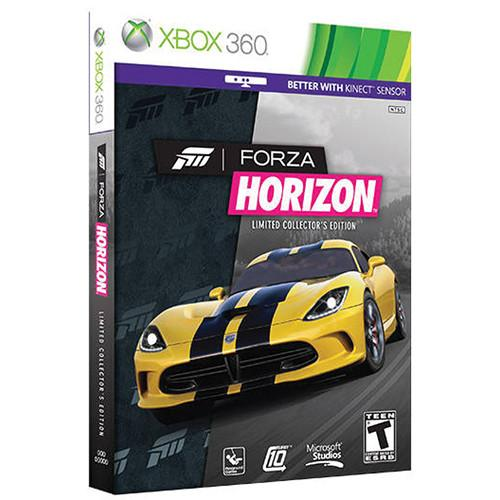 Microsoft Forza Horizon Limited Collector's Edition 4SS-00001
