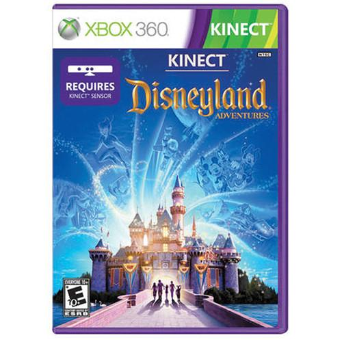 User manual microsoft kinect: disneyland adventures (xbox 360) kqf.