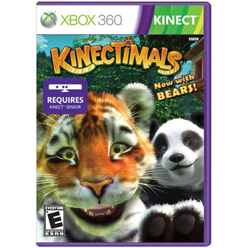 Microsoft Kinectimals: Now with Bears (Xbox 360) 3PK-00001
