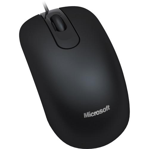 Microsoft Optical USB Mouse 200 (Black) JUD-00001