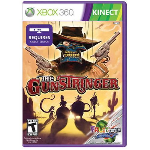 Microsoft  The Gunstringer (Xbox 360) L5L-00001