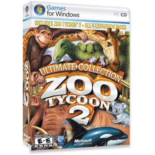 Microsoft Zoo Tycoon 2: Ultimate Edition (PC) AXB-00065