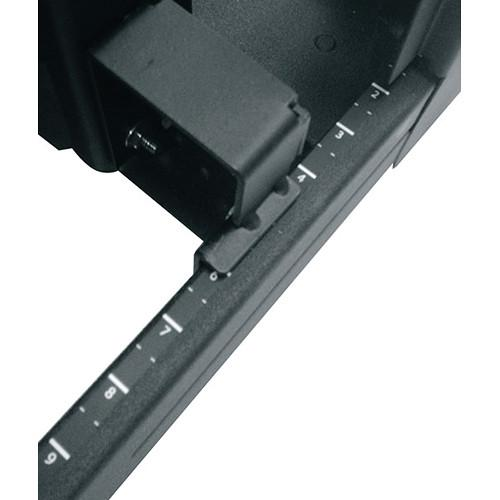 Middle Atlantic 10-32 Tapped Rack Rail for SNE SNE27-1032-RR24