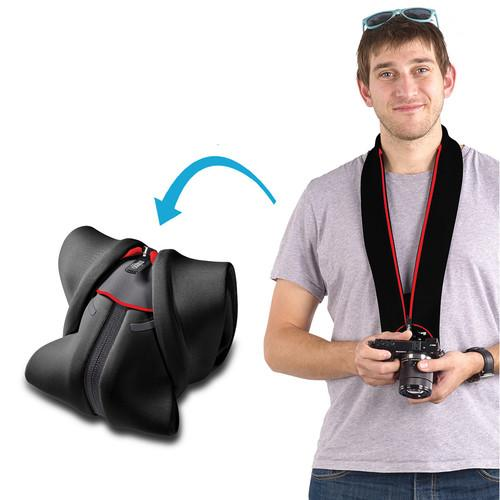 miggo Strap and Wrap for Mirrorless and Compact MW SR-CSC BR 50