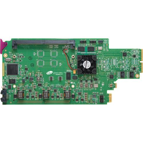 Miranda 3G/HD/SD Frame Synchronizer Card with Embedded FRS-3901