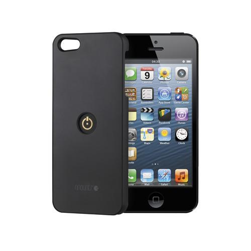Mountr Case for iPhone 5/5s (Aluminum/Black) CO1-I5B