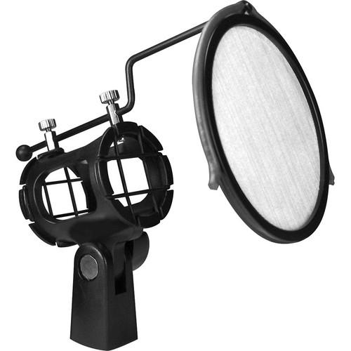 Nady Spider Shockmount with Integrated Pop Filter SSPF-3