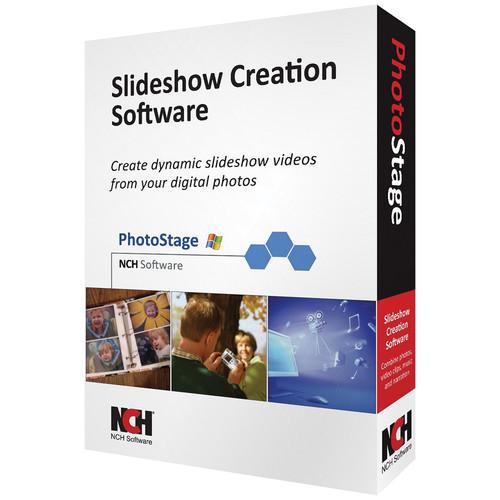 NCH Software PhotoStage for Mac and Windows PHOTO244