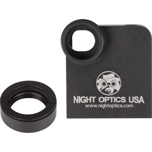 Night Optics iPhone 4/4s or 5/ 5s Adapter Kit CAM-IP-14K