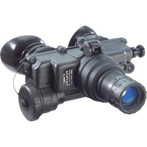 Night Optics Patrolman Gen 3 Autogated Night Vision NG-P07-3G