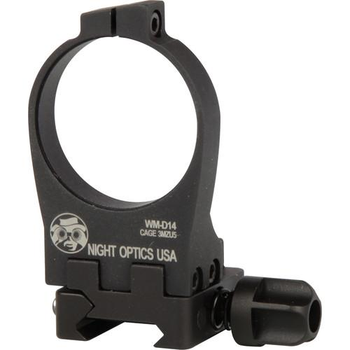 Night Optics PVS-14 NVD Mounting Adapter with Quick WM-D14
