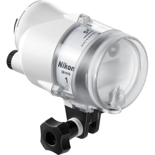 Nikon SB-N10 Underwater Speedlight Flash for Nikon 1 3773