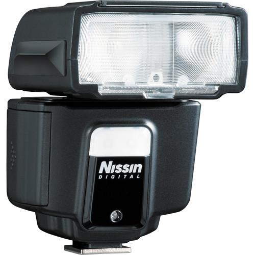 Nissin i40 Compact Flash for Sony Cameras with Multi ND40-S