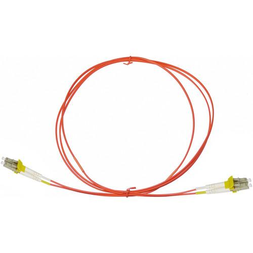 NTW net-Lock LC/LC Fiber Patch Cable OM1 Multimode NLKLCLC-06MDR
