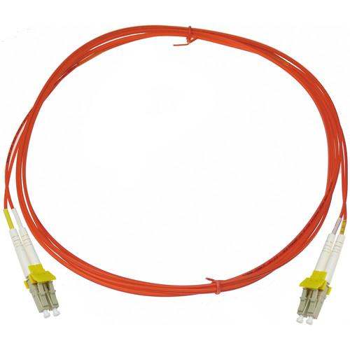 NTW net-Lock LC/LC Fiber Patch Cable OM1 Multimode NLKLCLC-10MDR